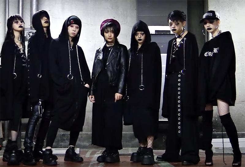 Dark Harajuku